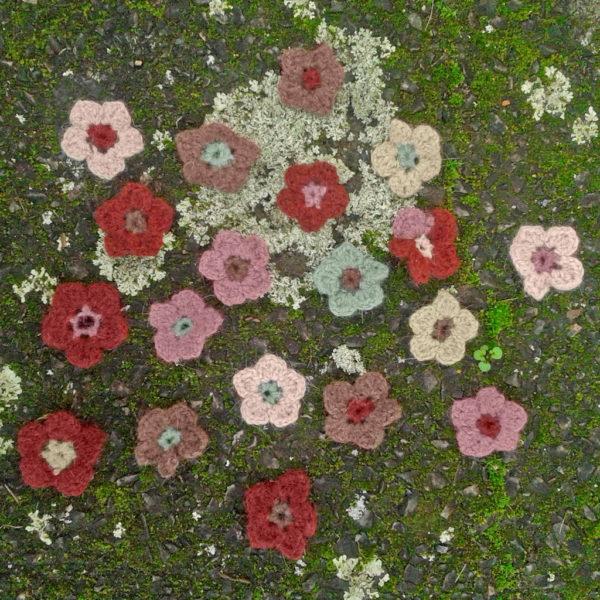 petite fleur laine